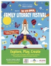 Dec. 1: 'Explore, Play, Create' Family Literacy Festival