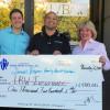 Insurance Company Returns Cash Prize Back to Local Nonprofit