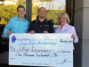 Insurance Company Returns Cash Prize Back to Local Nonprofit