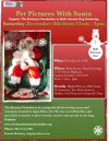 Dec. 8: Pet Pictures with Santa at Bark Avenue Dog Grooming