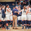 Women's Hoops: Lady Mustangs Dominate 4th to Beat Vanguard