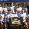 TMU Men's Cross Country Wins 9th Straight GSAC Title