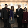 SUSD Appoints New President, Clerk; New Members Sworn In
