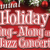 Dec. 7: COC Jazz, Lab Bands Stage Annual Holiday Sing-Along