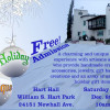 Dec. 8-9: Holiday Boutique, Craft Fair at Hart Park