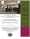 Feb. 28: SCV Mayor's Committee for Employment of Individuals with Disabilities Luncheon