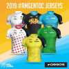 Jerseys for 2019 Amgen Tour of California Revealed