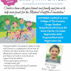 March 16: Michael Hoefflin Foundation's Walk for Kids with Cancer