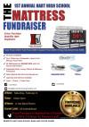 Feb. 9: Hart High's Band & Color Guard Mattress Sale Fundraiser