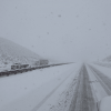 Grapevine Snow Prompts CHP to Close I-5 Northbound at Parker Road