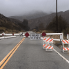 Flash Flood Watch in Effect, Bouquet Canyon Road Closed at San Francisquito
