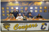 Four More COC Football Players Sign with 4-Year Schools