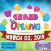 March 2: House of Bounce Grand Re-Opening at Valencia Town Center