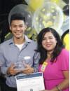 COC Sophomore Graduates from School's Snap Design Academy