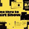 Feb. 7: Annual Calarts Graphic Design T-Shirt Show