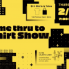 Feb. 7: Annual Calarts Graphic Design T-Shirt Show
