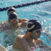 Cougars Hit the Pool at WSC Pentathlon