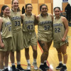 Lady Cougars Stay in the Hunt with 74-63 Win Over Bakersfield