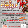 More than 40 Chefs Scheduled to Bring Heat at Annual SCV Chili Cook-off