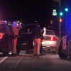 Car Theft Suspect Arrested After Chase into Valencia