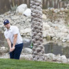 Mustang's Senior Penalber Leads TMU Golf in Indio