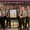 SCV Sheriff's Honoring Fallen Deputy Arthur Pelino