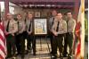 SCV Sheriff's Station Honors Fallen Deputy Arthur Pelino