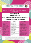 'Parks After Dark' Now Being Offered During Spring Break
