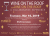 Participants Announced for Wine on the Roof 2019