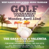 April 22: West Ranch Instrumental Music Program's Golf Fundraiser