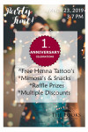 Local Threading Salon to Offer Mimosas, Deals at Anniversary Event