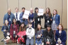 Castaic Middle School Students Take Top Prize at Student TV Convention