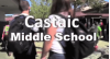 Feb. 12: Castaic Middle School National Junior Honor Society Spring Induction