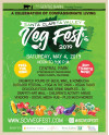 Speaker Lineup, Agenda for SCV's 1st Vegan Fest Announced