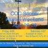 April 26-27: COC Soccer Alumni Weekend at Valencia Campus