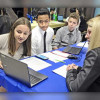 May 23: Portfolio Day at Castaic Middle School