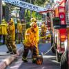 Fire Crews Knock Down Valencia Apartment Blaze