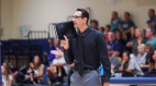 Vince Earns 100th Win at TMU Women's Volleyball Coach