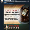 Detectives Continue Investigating Possible Jury Duty Scam Phone Calls