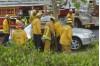 3 Hurt in Multi-Vehicle Stevenson Ranch Crash