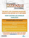 HGTV Casting in SCV for 'Extreme Makeover: Home Edition'
