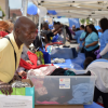 County Employees Inspire Hope at Annual 'Help the Homeless' Event
