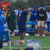 COC Freshman Thrower Finishes Runner-Up at State Championships