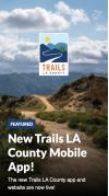 County Unveils Trails Mobile App