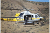 Motorcyclist Airlifted Pronounced Dead at Hospital
