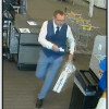 SCV Detectives Seek ID of Suspected Gym Locker Thief
