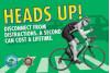 May 27: 'Heads Up' Bike, Pedestrian Safety Push in SCV
