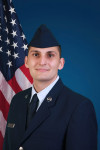 Saugus High Alum Graduates Basic Training as USAF Airman