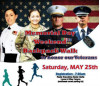 May 25: Hill, Smith to Join Memorial Weekend Backpack Walk to Honor SCV Veterans