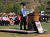Castaic Middle School Promotes 240 Eighth-Grade Students